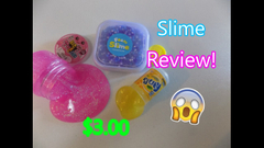 Tokyo Discount Slime Review!