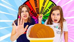 FIX THIS SLIME Mystery Wheel CHALLENGE! | JKrew
