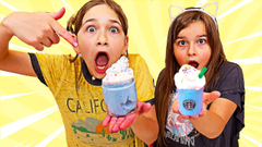 WHO CAN RECREATE THE BEST SLIME CHALLENGE! | JKrew
