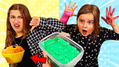 Turn This slime INTO THIS SLIME CHALLENGE! | JKrew