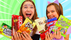 ULTIMATE Truth or Dare!! Food Edition!! | JKrew