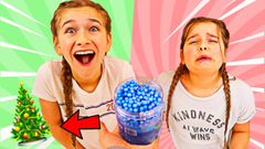 TURN THIS STORE BOUGHT SLIME INTO CHRISTMAS SLIME | JKrew
