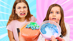 FIX OUR DAD'S SLIME CHALLENGE! | JKrew