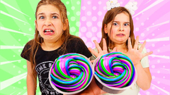 FIX OUR SISTER'S SLIME CHALLENGE! | JKrew