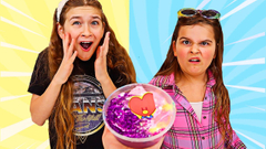 FIX OUR SISTER'S SLIME WITH ONLY 3 INGREDIENTS! | JKrew
