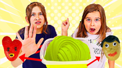 FIX THIS UGLY SLIME CHALLENGE! Part 2 | JKrew
