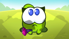Om Nom Stories: Super-Noms - Baby Om Nelle  (s13e06)