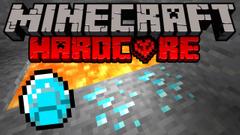 Minecraft Hardcore Survival - DIAMOND DILEMMA! (404 Challenge 2020) - Part 6