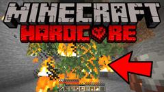 Minecraft Hardcore Survival - FIRE ACCIDENT! (404 Challenge 2020) - Part 3