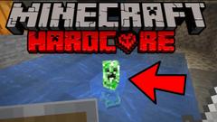 Minecraft Hardcore Survival - JACUZZI TRAP! (404 Challenge 2020) - Part 5