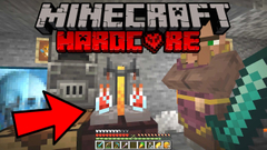 Brewing Night Vision and Invisibility Potions! (Minecraft Hardcore Survival) - Part 17