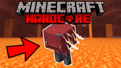 Nether Wart and Strider Mob Discussion! (Minecraft Hardcore Survival) - Part 16