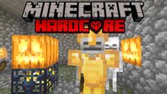 Skeleton Dungeon Guard Room! (Minecraft Hardcore Survival) - Part 18