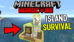 Junk in the Boat Trunk! (Minecraft Island Survival) Part 6
