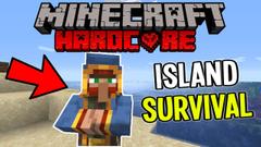 Waldo's Terrible Accident! (Minecraft Island Survival) Part 2