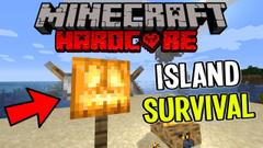 We Got Wilson!! (Minecraft Island Survival) Part 3