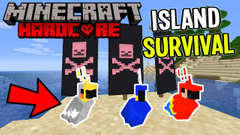 Pirate Parrots of the Pink Sheep Clan!! (Minecraft Island Survival) Part 10