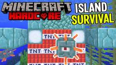 Underwater Demolition Mission!! (Minecraft Island Survival) Part 15