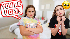 BEING MEAN TO MY SISTER FOR 24 HOURS!! **REVENGE** | JKREW