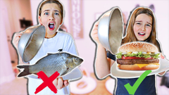 DON'T CHOOSE THE WRONG MYSTERY PLATE!! **GOOD VS BAD** | JKREW