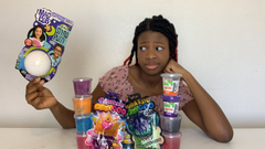 Dollar Tree Slime Review! Crunchy Slime, Clear Slime & More!