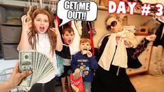 Last To LEAVE The CLOSET Wins MONEY!! | JKREW