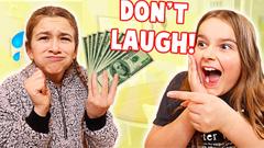 Last To LAUGH Wins MONEY!! | JKREW