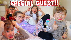 LAST to LEAVE the BEDROOM with a SPECIAL GUEST wins $1000!! | JKREW