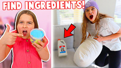 FIX this SLIME! Find your INGREDIENTS!! | JKREW
