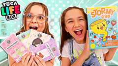 The SECRET ingredient is FART?! 😱 | Our first Toca Life Box! | JKREW