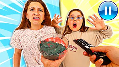 FIX THIS SLIME WITH THE PAUSE CHALLENGE!! **VERY FUNNY** | JKREW