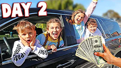 LAST TO LEAVE THE CAR WINS $1000!! | JKREW