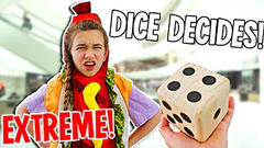 THE DICE WILL DECIDE OUR DAY!! | JKREW