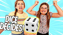 ROLL EVEN AND ODD SLIME CHALLENGE!! | JKREW