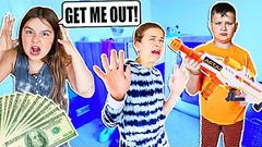 LAST TO LEAVE THE BOYS ROOM WINS $1000!! **BAD IDEA** | JKREW