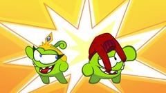 Om Nom Stories: Super-Noms - Cactus Attack