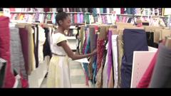 Girls Create Fall Fashions
