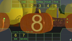 Learn Numbers and Carve Pumpkins with Shawn and Team