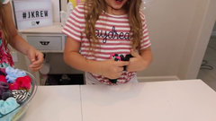 FIX THIS SLIME CHALLENGE! Scrunchie Edition! | JKrew