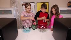 Mystery Safe Slime Switch Up Challenge! | JKrew