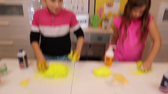 MAKE THIS STORE BOUGHT SLIME PRETTY CHALLENGE! Part 2 | JKrew