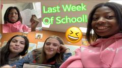 Last Week Of School Freshman Vlog!
