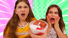 WHO CAN FIX THE SLIME THE FASTEST CHALLENGE? WINNER GETS $1000 | JKrew