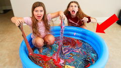 FIX THIS POOL OF SLIME CHALLENGE! | JKrew