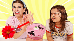 FIX THIS SLIME WITH THIS THEME CHALLENGE! | JKrew