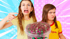 FIX THIS HORRIBLE STORE BOUGHT SLIME CHALLENGE!! | JKrew