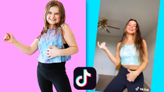 Recreating VIRAL TikToks Challenge! Charli D'amelio Vs Addison Rae | JKrew