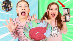 THIS YOUTUBER FIXES OUR SLIME CHALLENGE! | JKrew