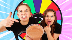 Mystery Wheel FIXES OUR SLIME! | JKrew
