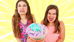TURN THIS 1 YEAR OLD SLIME INTO A 1 DAY OLD SLIME! | JKrew